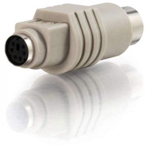 C2G PS/2 Female To AT Male Keyboard Adapter Left/500