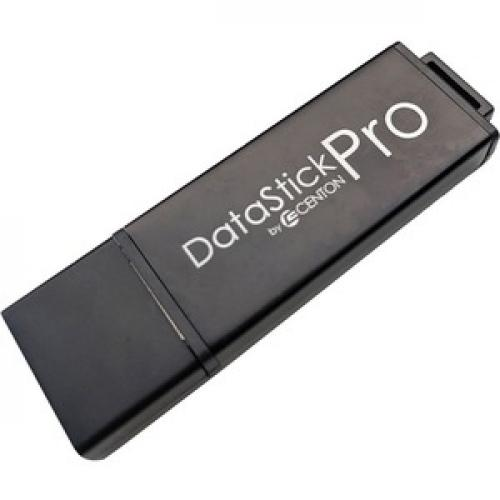 Centon 64GB DataStick Pro USB 2.0 Flash Drive Left/500