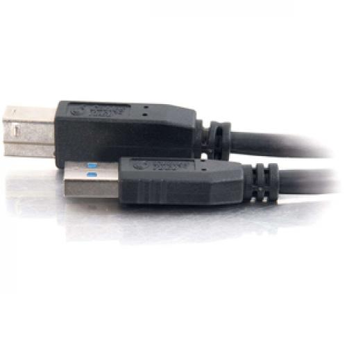 C2G 1m USB 3.0 A Male To B Male Cable (3.2ft) Left/500