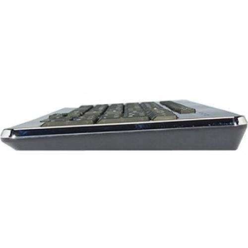 Adesso Wireless SlimTouch Desktop Touchpad Keyboard Left/500