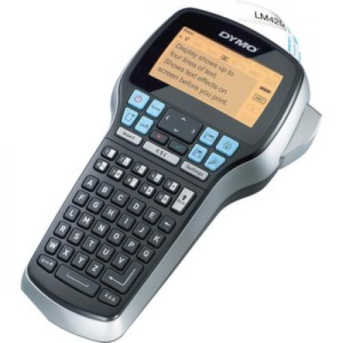 Dymo LabelManager 420P Portable Labelmaker Left/500
