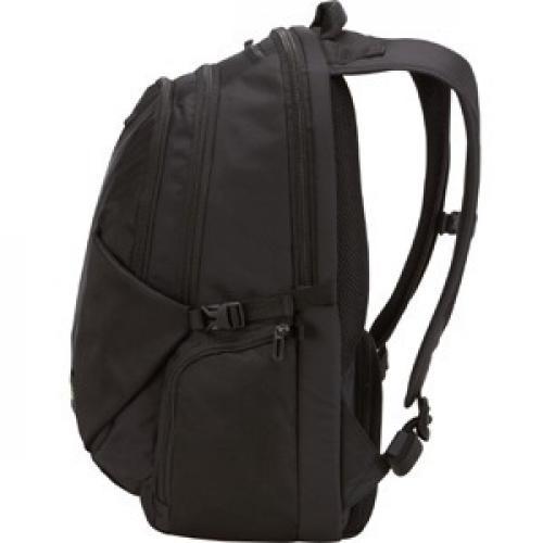 """Case Logic RBP 117 Carrying Case (Backpack) For 17.3"""" Notebook   Black Left/500"""