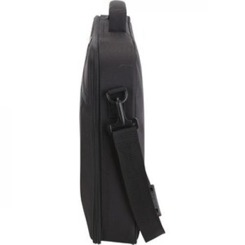 "Case Logic VNCI 217 Carrying Case (Briefcase) For 17"" To 17.3"" Notebook   Black Left/500"