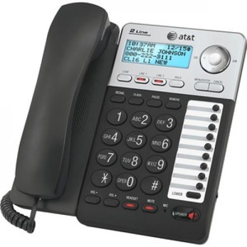 AT&T ML17929 Standard Phone   Silver Left/500