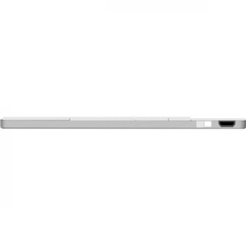 Adesso WKB 1000BW Bluetooth Mini Keyboard 1000 For IPad (white) Left/500