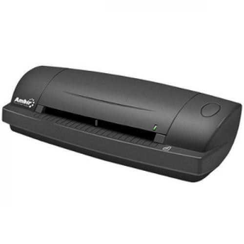 ImageScan Pro 687ix Duplex Card Scanner Bundled With AmbirScan For Athenahealth Left/500