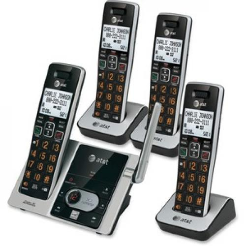 AT&T CL82413 DECT 6.0 Cordless Phone Left/500