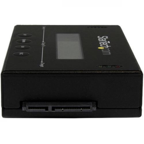"StarTech.com Standalone 2.5 / 3.5"" SATA Hard Drive Duplicator And Eraser Left/500"