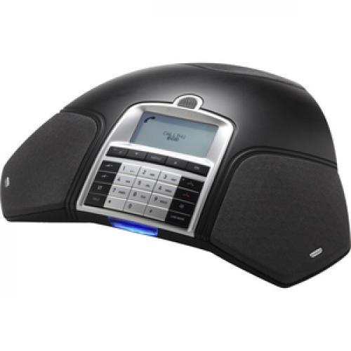 Konftel   Conference Phone   Konftel 300Wx Analog   Cordless   Includes Analog DECT Base   DECT\GAP\CAT Iq   60h Talktime   Expandable Left/500