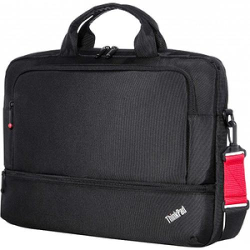 Lenovo Essential Carrying Case Notebook, Power Supply, Accessories, Document, Pen Left/500