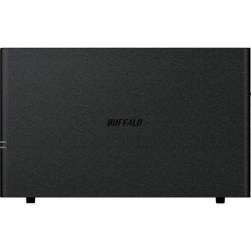 Buffalo LinkStation 210 2TB Personal Cloud Storage With Hard Drives Included Left/500