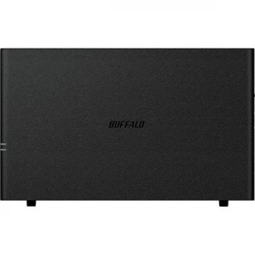 Buffalo LinkStation 210 4TB Personal Cloud Storage With Hard Drives Included Left/500