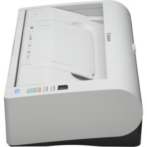 Canon ImageFORMULA DR M1060 Sheetfed Scanner   600 Dpi Optical Left/500