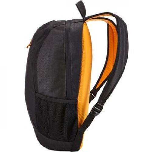 "Case Logic Ibira IBIR 115 Carrying Case (Backpack) For 10.1"" To 16"" Notebook   Black Left/500"