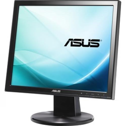 """Asus VB199T P 19"""" SXGA LED LCD Monitor   5:4   Black Left/500"""