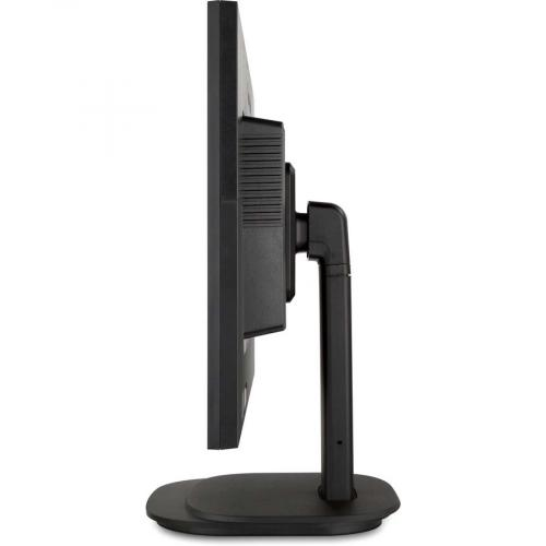 "Viewsonic VG2439Smh 24"" Full HD LED LCD Monitor   16:9   Black Left/500"