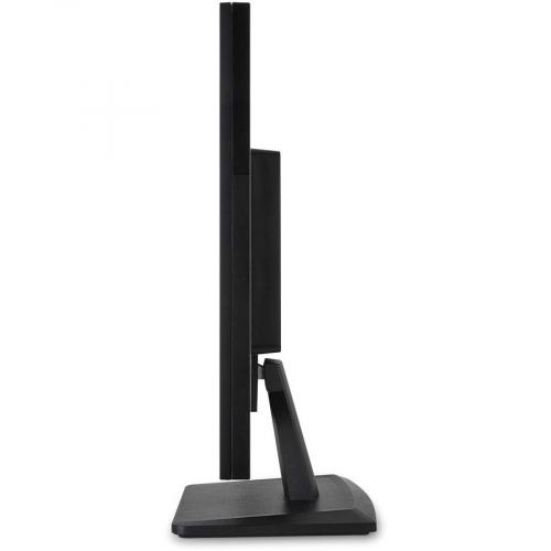"Viewsonic VA2452SM 23.6"" Full HD LED LCD Monitor   16:9   Black Left/500"