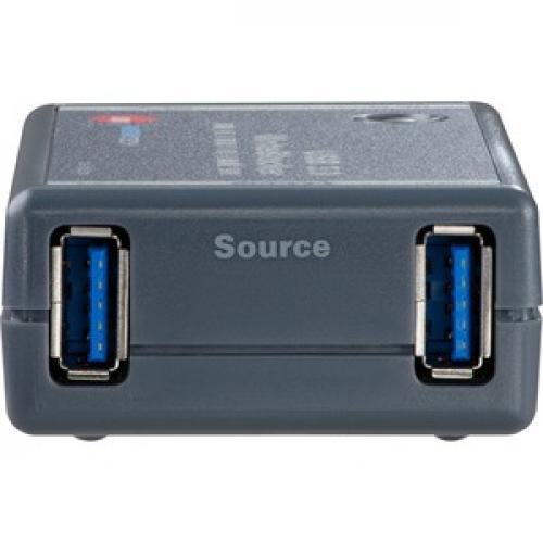 WiebeTech USB 3.0 WriteBlocker Left/500