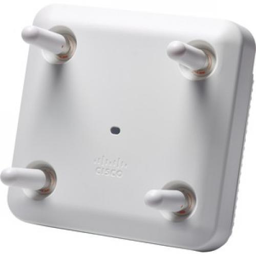 Cisco Aironet AP2802E IEEE 802.11ac 1.30 Gbit/s Wireless Access Point Left/500