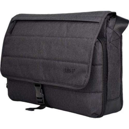 """Cocoon Tech Carrying Case (Messenger) For 16"""" Notebook   Charcoal Left/500"""