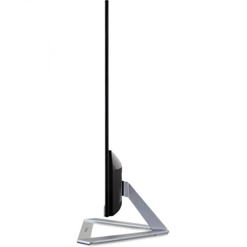 "Viewsonic VX2776 Smhd 27"" Full HD LED LCD Monitor   16:9   Black, Silver Left/500"