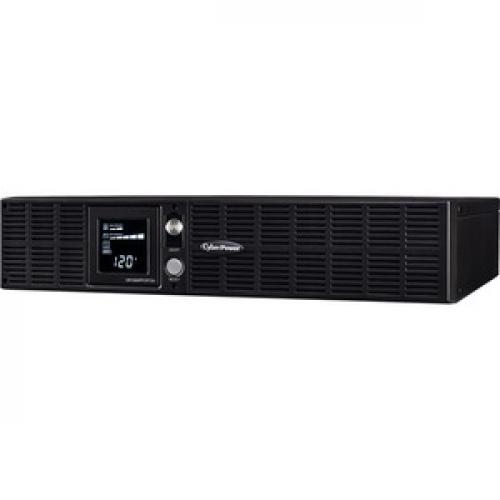 CyberPower OR1000PFCRT2U PFC Sinewave 1000VA Rack Mountable UPS Left/500