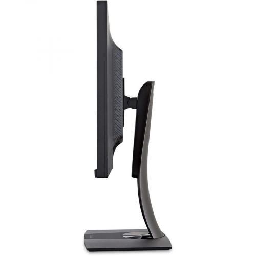 "Viewsonic Professional VP2771 27"" WQHD LED LCD Monitor   16:9   Black Left/500"