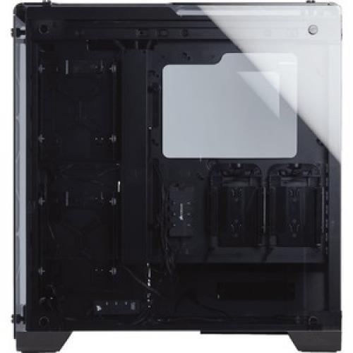 Corsair Crystal Series 570X RGB ATX Mid Tower Case Left/500
