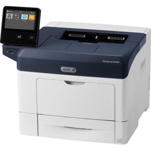 Xerox VersaLink B400DN Desktop Laser Printer   Monochrome Left/500