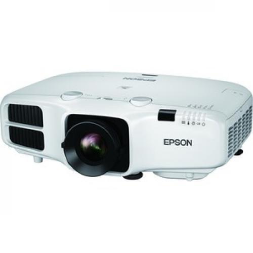 Epson PowerLite 5520W LCD Projector   16:10 Left/500