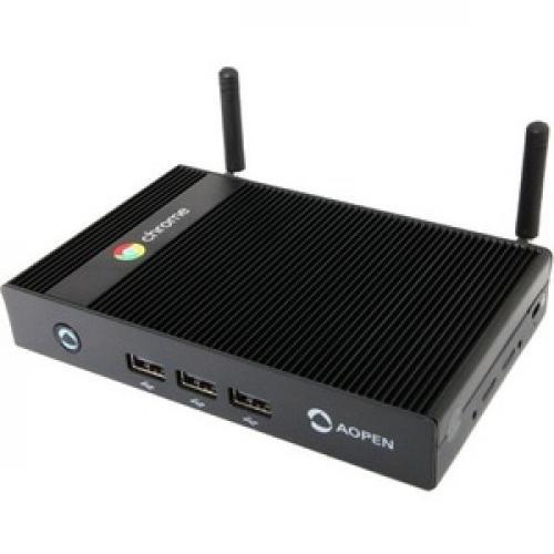 AOpen Chromebox Mini Digital Signage Appliance Left/500