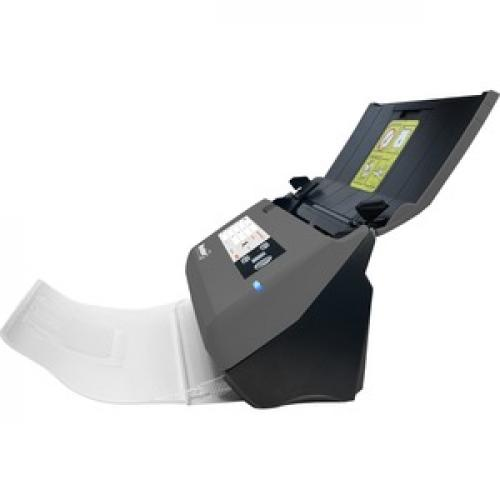 Ambir ImageScan Pro 820ix Sheetfed Scanner   600 Dpi Optical Left/500