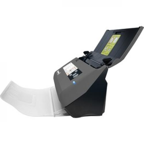 Ambir ImageScan Pro 830ix Sheetfed Scanner   600 Dpi Optical Left/500