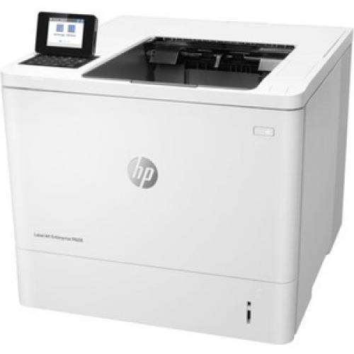 HP LaserJet Enterprise M608N   Printer   Monochrome   Laser Left/500