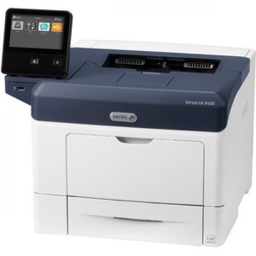 Xerox VersaLink B400 B400/YDN Laser Printer   Monochrome   TAA Compliant Left/500