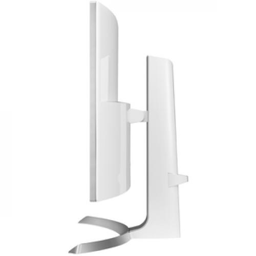 "LG Ultrawide 34CB99 W 34"" UW QHD Curved Screen LED LCD Monitor   21:9   White   TAA Compliant Left/500"