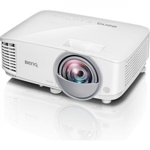 BenQ MW826ST 3D Ready Short Throw DLP Projector   16:10 Left/500