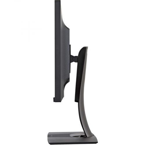 "Viewsonic VP2785 4K 27"" 4K UHD WLED LCD Monitor   16:9   Black Left/500"