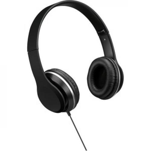 ILive Stereo Headphones (IAH57B) Left/500