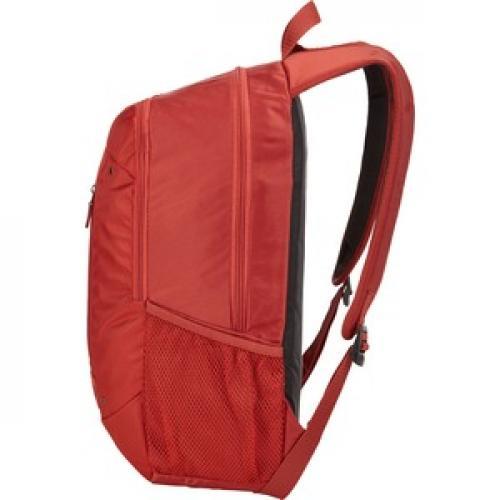 "Case Logic Jaunt WMBP 115 BRICK Carrying Case (Backpack) For 15.6"" Notebook   Brick Left/500"