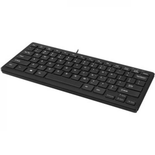 Adesso SlimTouch 111 Keyboard Left/500