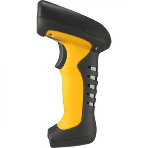Adesso NuScan 5200TR   2.4GHz RF Wireless Antimicrobial & Waterproof 2D Barcode Scanner Left/500