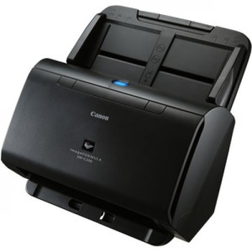 Canon ImageFORMULA DR C230 Sheetfed Scanner   600 Dpi Optical Left/500
