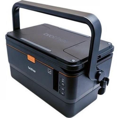 Brother PT E800W Label Maker Left/500