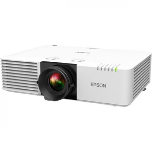 Epson PowerLite L610W Laser Projector Left/500