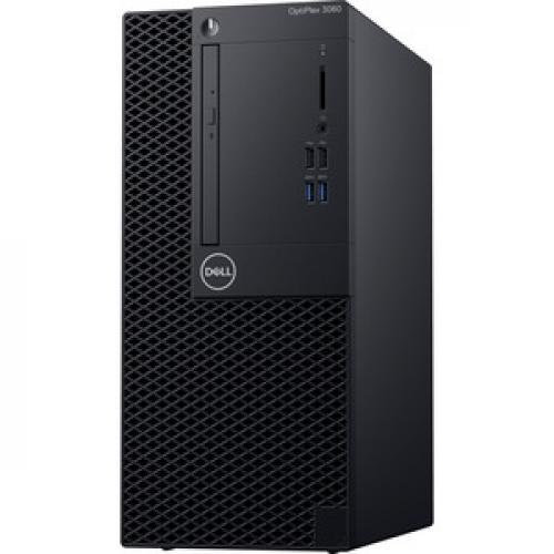 OPTI 3060 I3/3.6 4C 4GB 500GB W10 Left/500