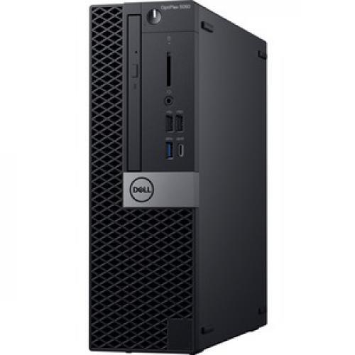 OPTI 5060 I5/3.0 8GB 500G RAD R5 430 W10 Left/500