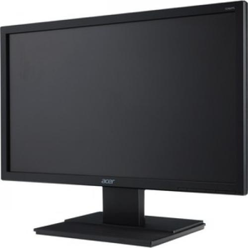 "Acer V246HYL 23.8"" Full HD LED LCD Monitor   16:9   Black Left/500"