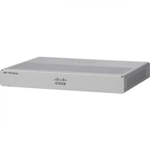 Cisco C1101 4P Router Left/500
