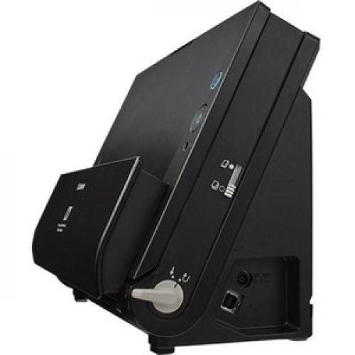 Canon ImageFORMULA DR C225II Sheetfed Scanner   600 Dpi Optical Left/500